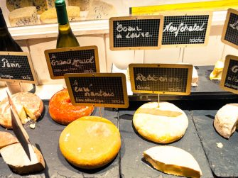 French cheese restaurant is Bordeaux's grand fromage