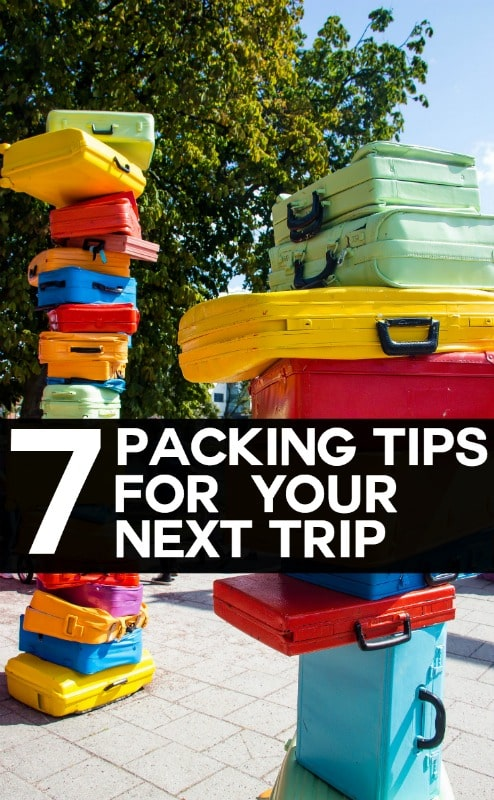 How to travel - seven packing tips for your next trip | Pic: Thinkstock