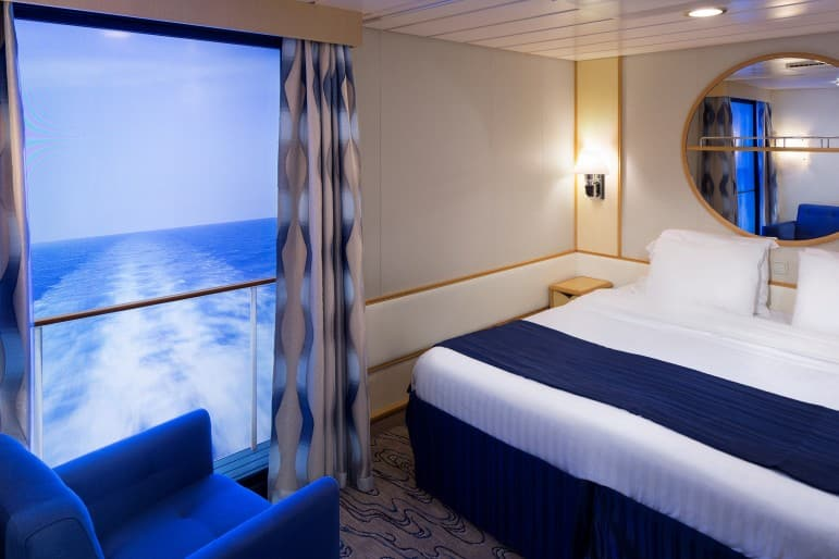 Cruise tips and tricks - select a cruise deal with the perfect cabin I Pic: Roderick Eime