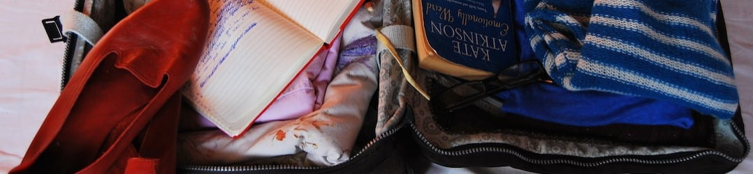 Packing tips for a one week trip | pic: Molly Low