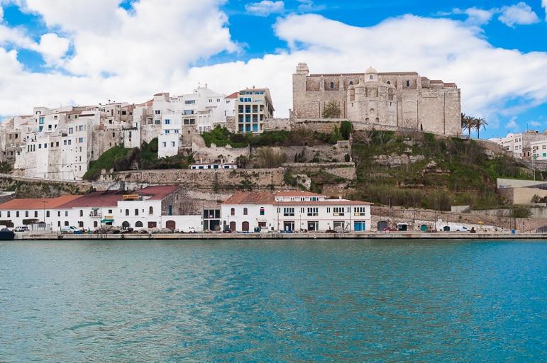 Sailing in Menorca - back in Mahon