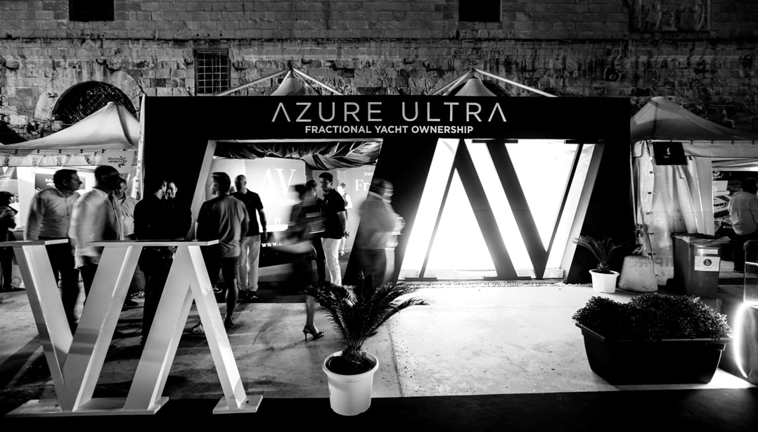 Azure Ultra Luxury Fractional Yachts