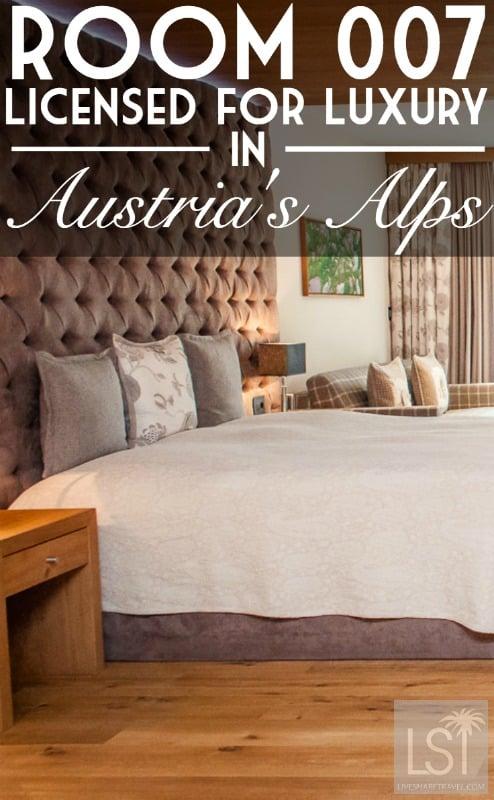 Das Central Hotel - licensed for luxury in Austria's Alps