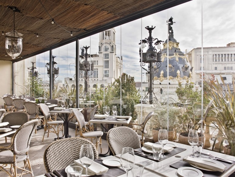 Where to stay in Madrid: Enjoy unforgettable views at The Principal Hotel Madrid