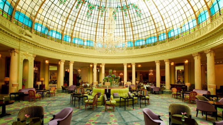Where to stay in Madrid: The Rotunda at the Westin Madrid
