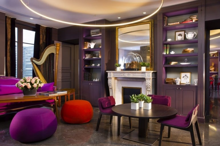 Where to stay in Paris - enjoy a luxurious boutique stay at Hotel La Belle Juliette Paris
