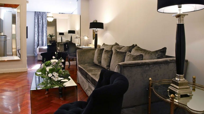 Luxury Suites Madrid, one of the luxury places to stay in Madrid