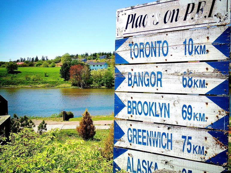 Travel to Prince Edward Island, Canada