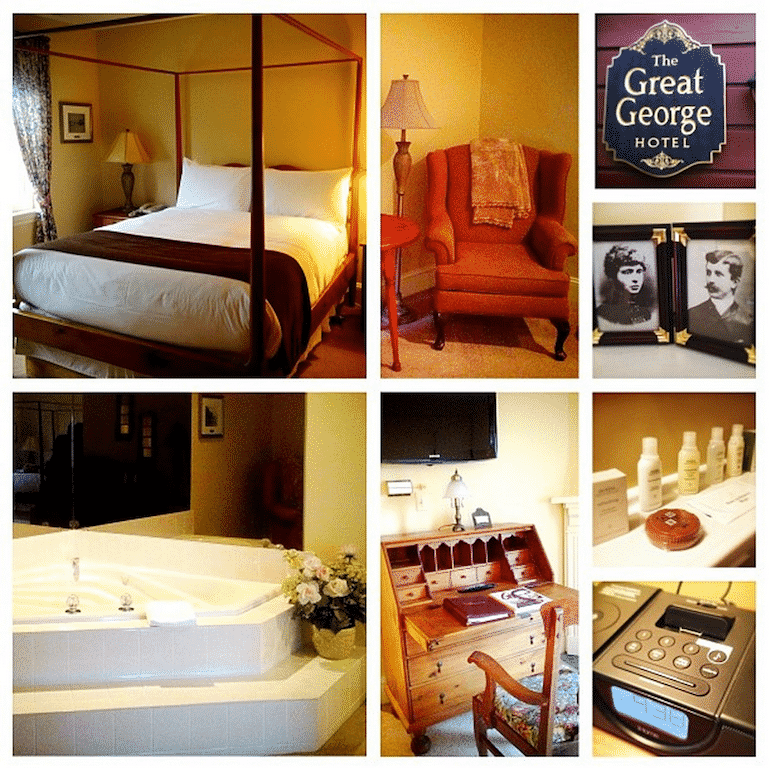 Travel to Prince Edward Island - The Great George Hotel