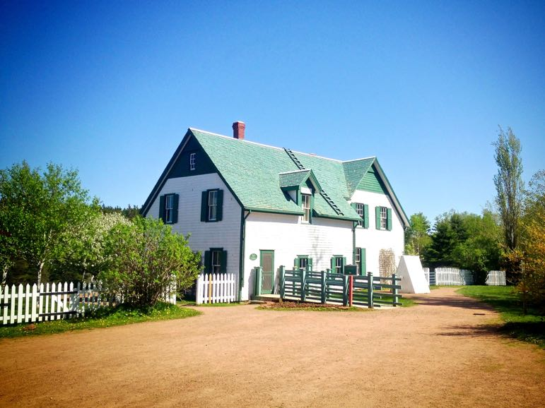 Travel to Prince Edward Island to see Anne of Green Gables' House