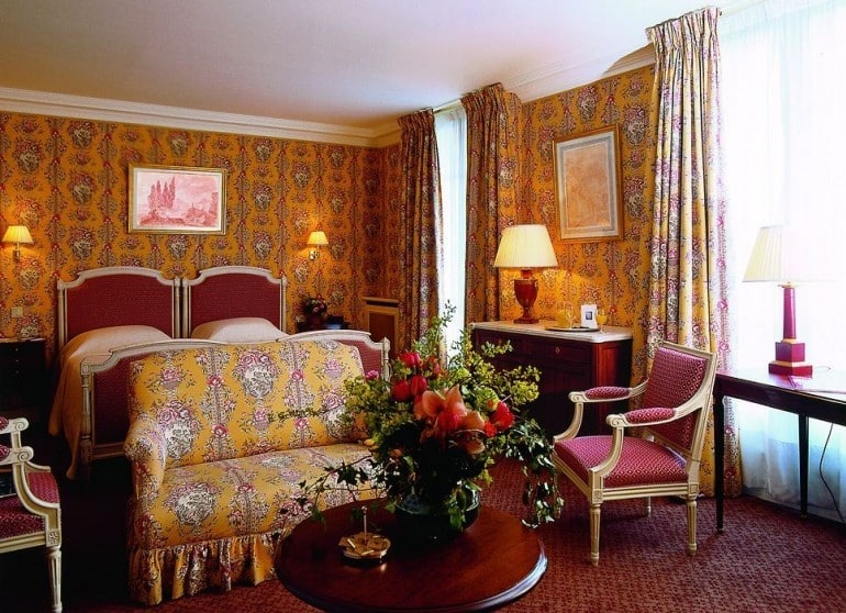 Where to stay in Paris - the quirky Victoria Palace Hotel Paris, one of a range of luxurious places to stay in Paris