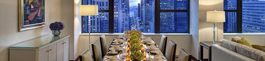 Where to stay in New York for luxury travellers | pic: Lotte New York Palace Hotel