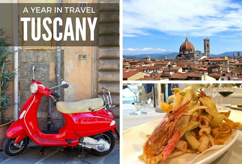 Best places to travel: Tuscany, a fabulous place to visit from the views to the food