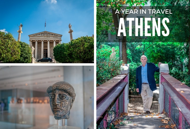 Best places to travel: Athens an historical city brought to life with a local guide