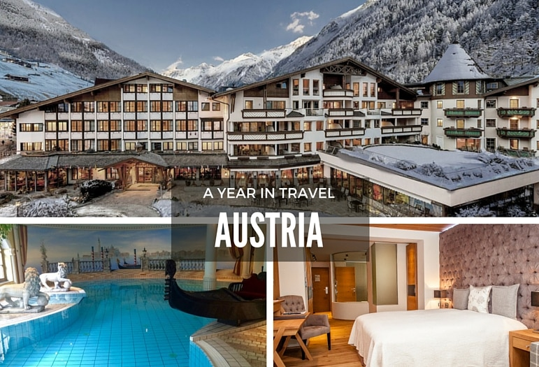 One of the best places to travel to in Austria and setting for movie Spectre