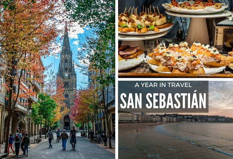 Best places to travel in San Sebastián