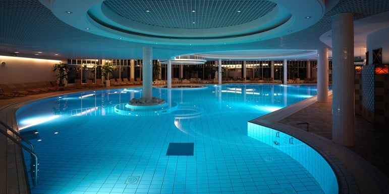 Best spa destinations to visit next - Finland's Naantali Spa is the perfect sauna experience Pic Naantali Spa