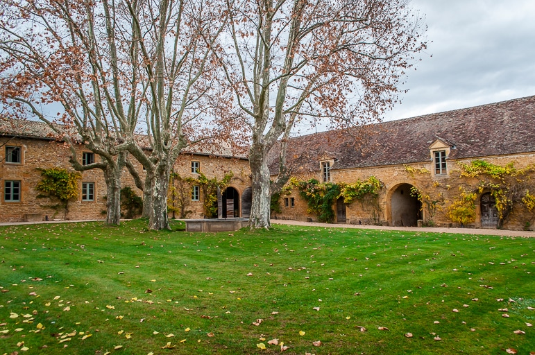 Garden suites and spa at Chateau de Bagnols - one of the most special places to stay