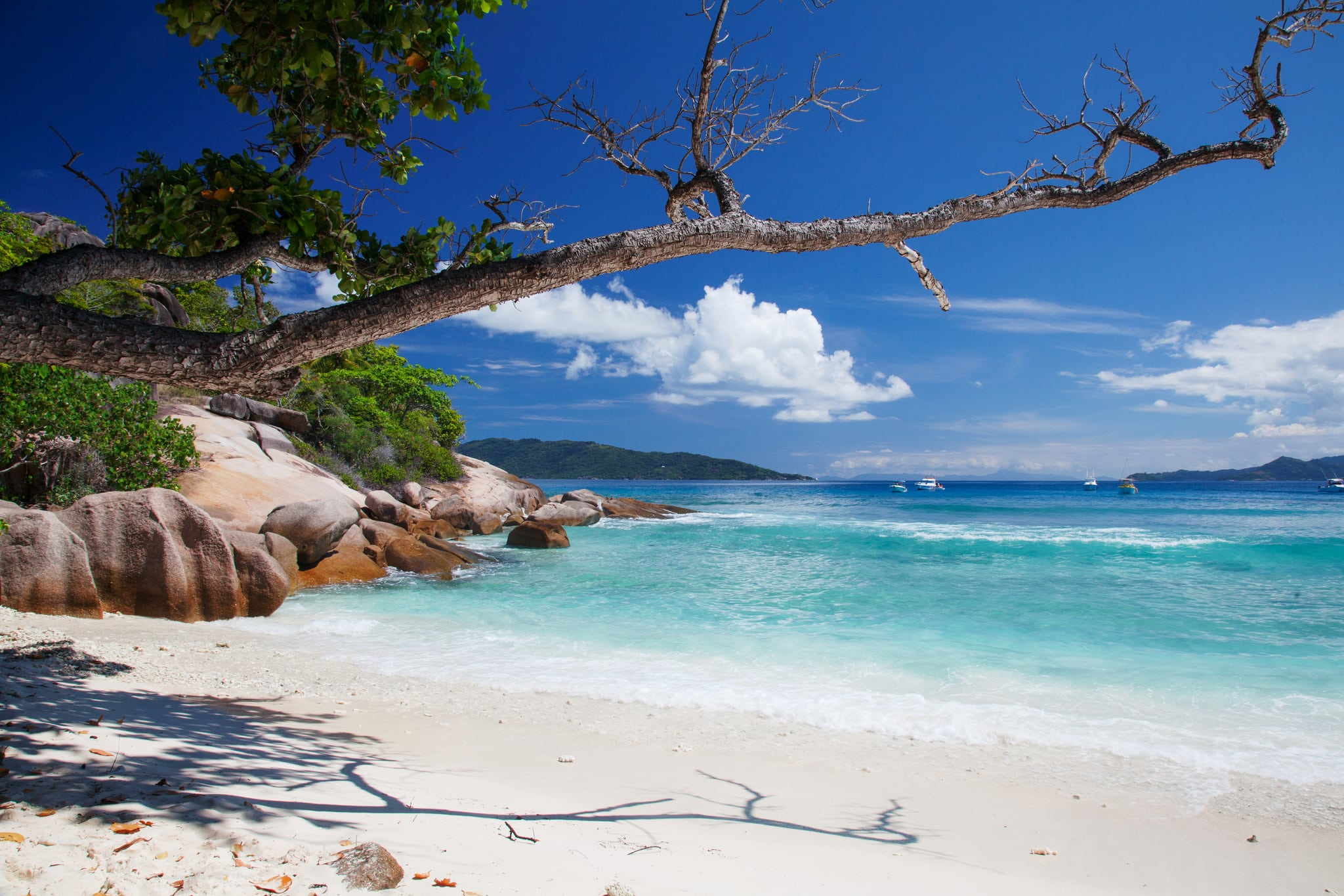 Where to go on holiday - Grande Soeur, a small island near La Digue I Pic Jean-Marie Hullot