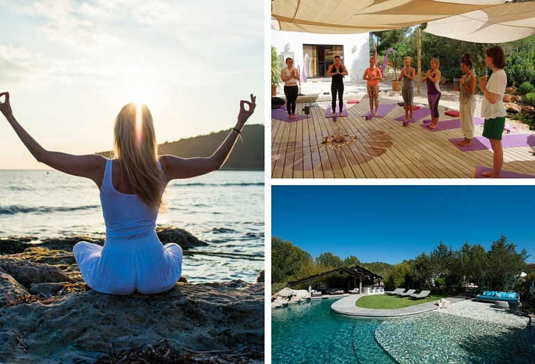 Best spa destinations to visit next - Ibiza is the ideal retreat to relax and unwind Pic Ibiza Retreat