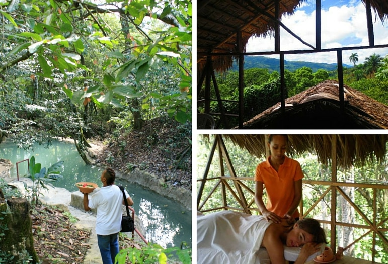 Best spa destinations to visit next - The natural surroundings of Jasmine Spa and Wellness in the Dominican Republic Pic Brie79