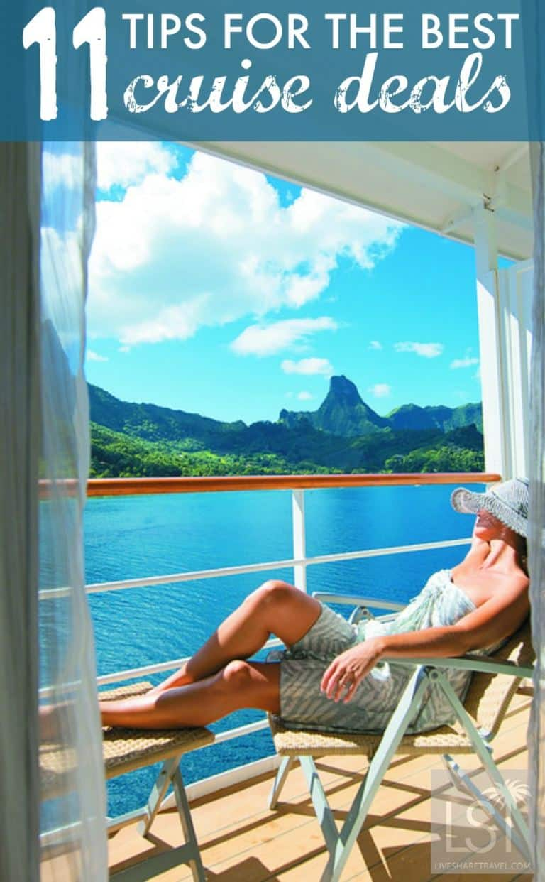 We reveal our top 11 cruise tips and tricks for finding a luxury cruise deal