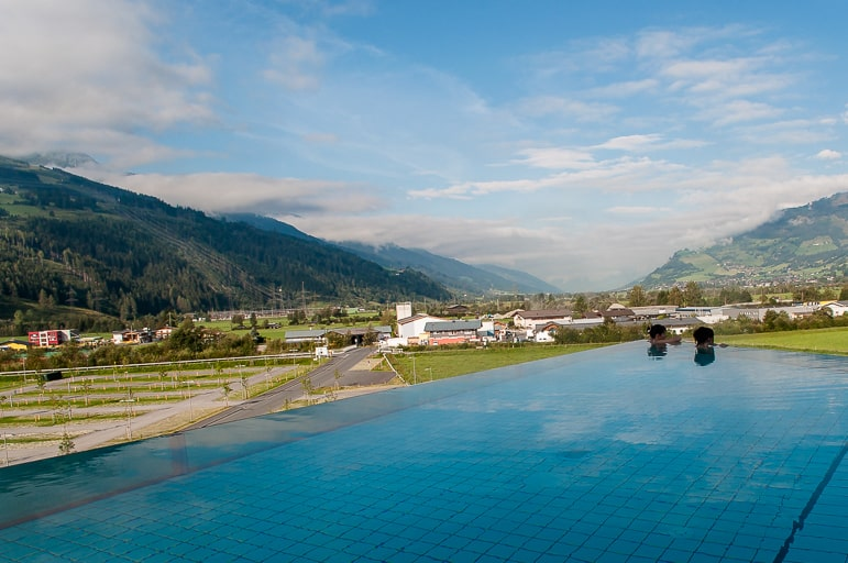 Spas in Austria - The Tauern Spa in Kaprun