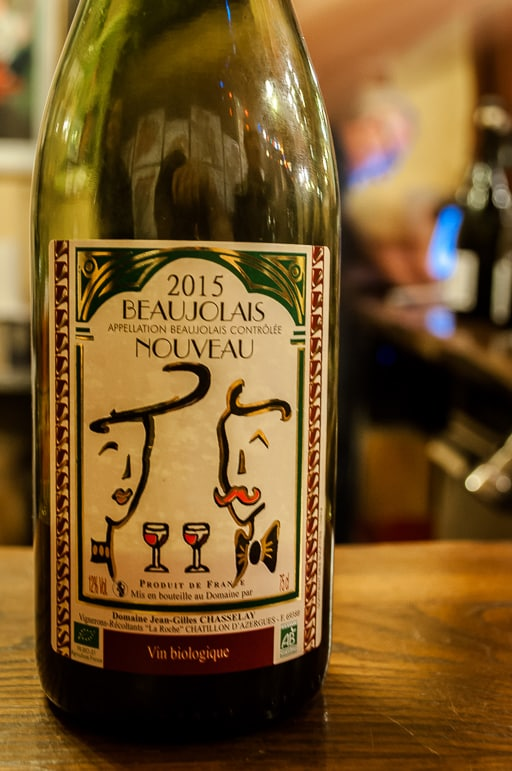 Celebrating Beaujolais Nouveau