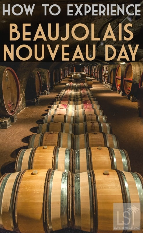 How to enjoy Beaujolais Nouveau Day