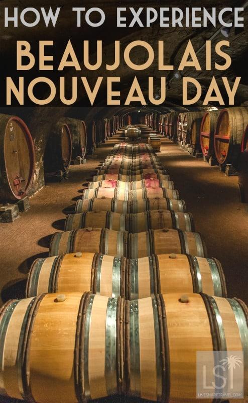 How to enjoy Beaujolais Nouveau Day