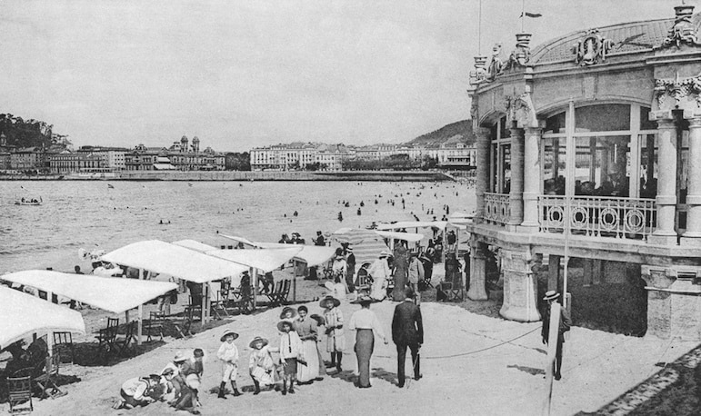 La Perla Spa in San Sebastián has more than 100 years of history
