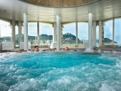 La Perla spa in San Sebastian where wellness and culture rest easy