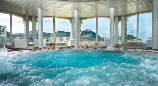 La Perla spa in San Sebastian where wellness and culture rest easy
