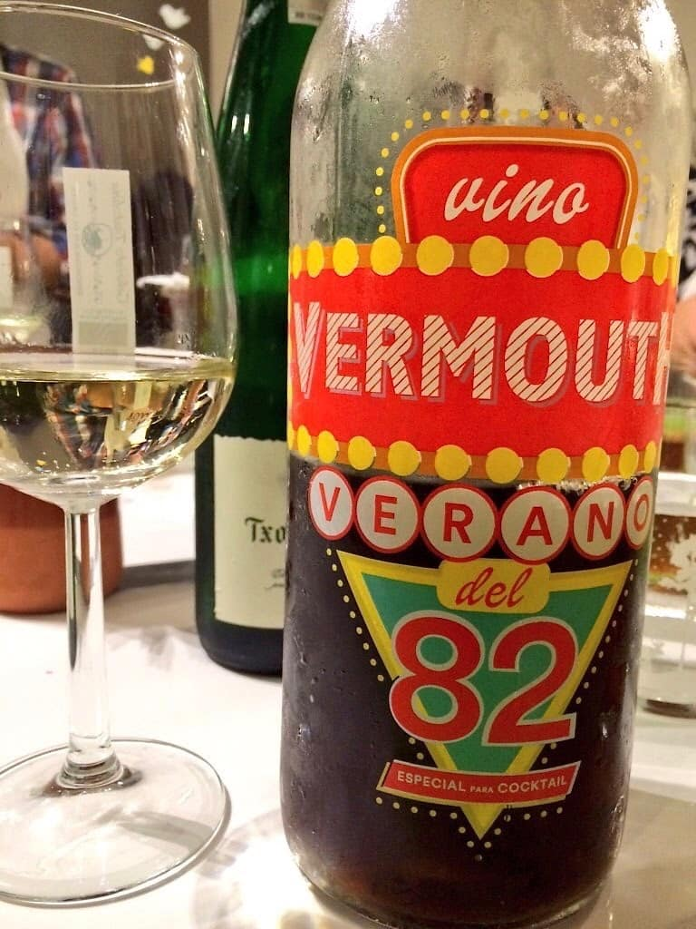 Time for Vermouth, a San Sebastián favourite at Tenedor