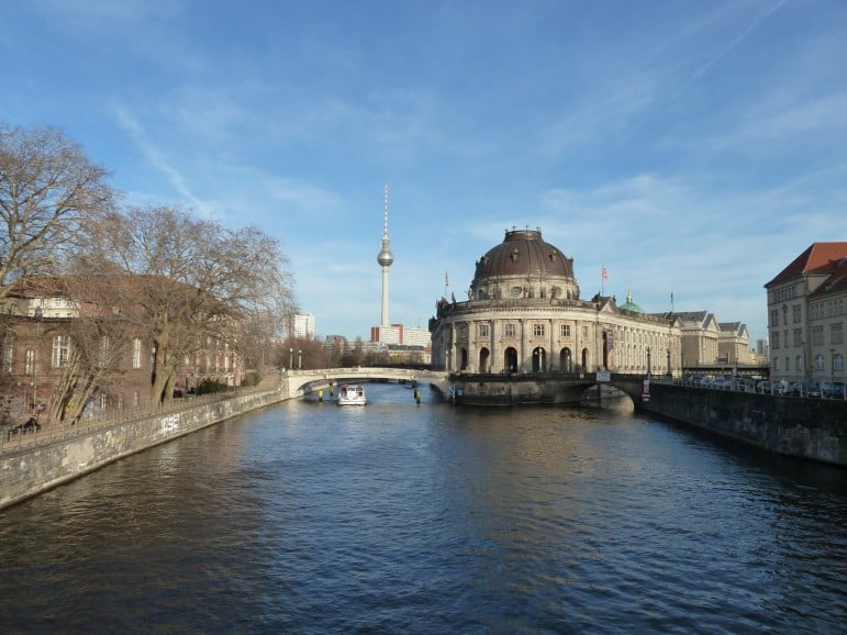 One of the most photographed sites of Berlin, make Bode Museum one of the first places to go in Berlin | Pic: galio