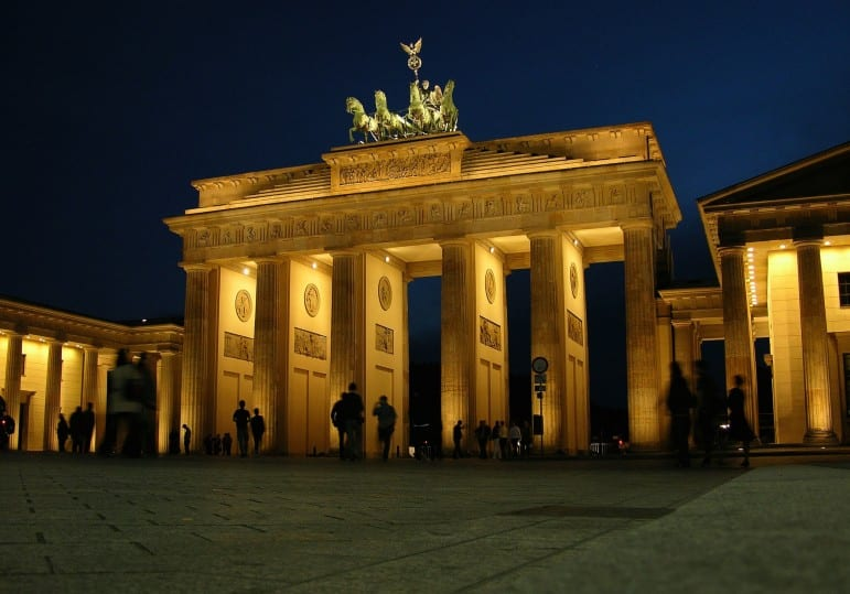 Brandenburg Gate is one of Berlin's most popular places to go in Berlin | Pic: james j8246