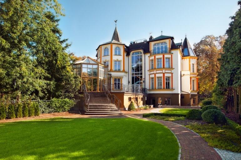 Grape Hotel in Wroclaw