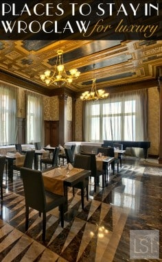 Places to Stay in Wroclaw