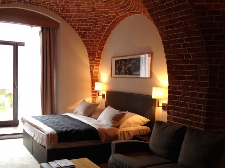 The Granary La Suite Hotel in Breslau Wroclaw