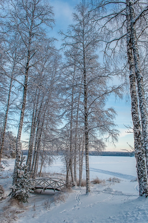 The magic of Finland - a land of a thousand lakes