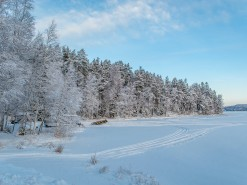 A land of a thousand lakes – finding winter magic in Finland's Lahti region