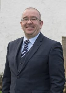 Simon Jackson, CEO Macdonald Resorts Ltd