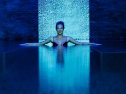 Luxury spa break… chilling out in Ras Al Khaimah's deserts