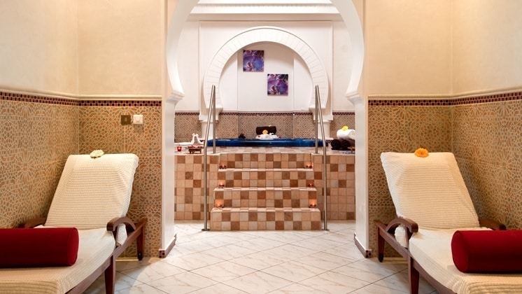 Spa at the Hilton Resort and Spa, Ras Al Khaimah