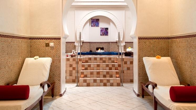 Spa at the Hilton Resort and Spa, Ras Al Khaimah