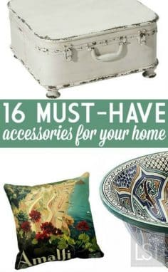 16 must have accessories for the home