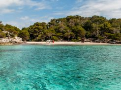 Into the blue… the best Menorca beaches and their secret past