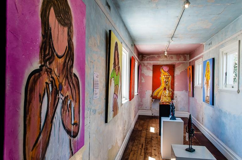 Convent Gallery, Daylesford, near Melbourne
