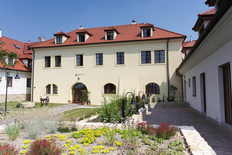 Golden Prague Resort Salabka is in the RCI resorts network