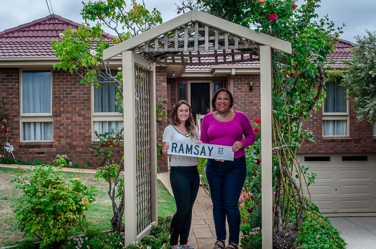 Neighbours... everybody needs good ones - in Ramsay Street with